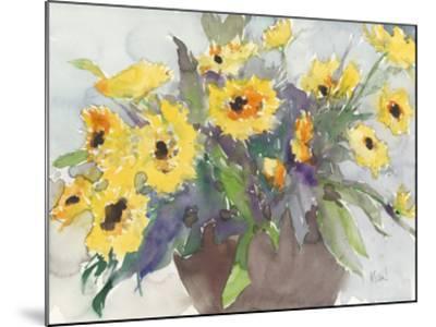 Something Floral V-Samuel Dixon-Mounted Art Print