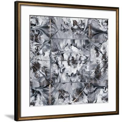 Spectra I-Jenna Guthrie-Framed Art Print