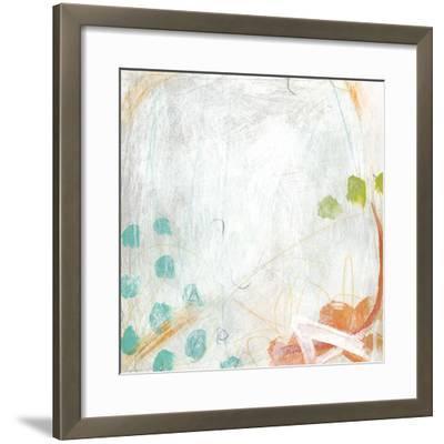 Strategy III-June Vess-Framed Giclee Print