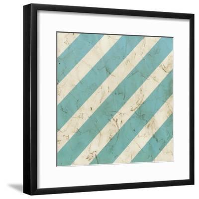 Seaside Signals V-June Vess-Framed Giclee Print