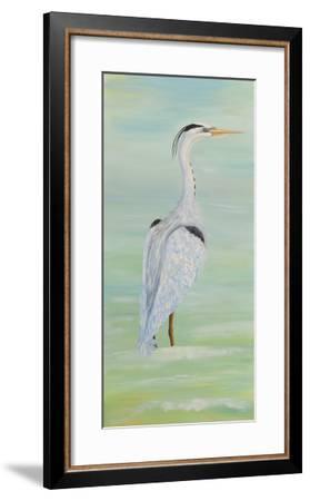 West Wing-Olivia Brewington-Framed Art Print