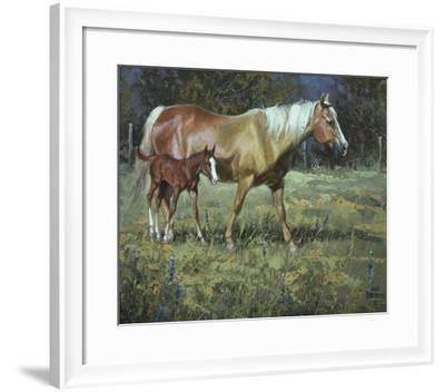 Field of Dreams-Jack Sorenson-Framed Art Print