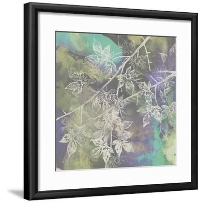 Maple Extraction II-Jennifer Goldberger-Framed Art Print