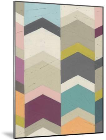 Confetti Prism III-June Vess-Mounted Art Print