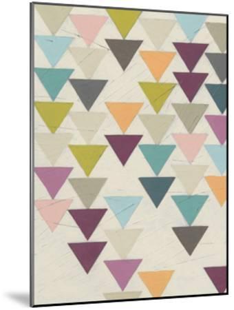 Confetti Prism IX-June Vess-Mounted Art Print