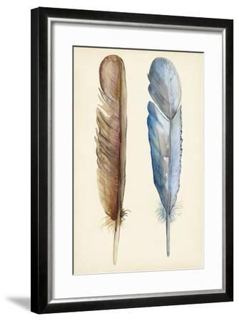 Plumage I-Alicia Ludwig-Framed Giclee Print