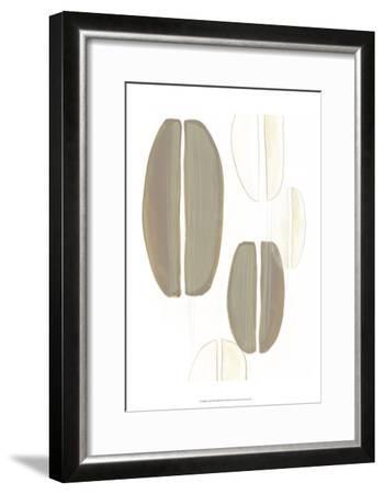 Implied Motif III-June Vess-Framed Art Print