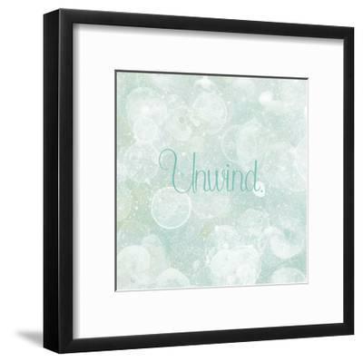 Bubble Bath II-Studio W-Framed Art Print