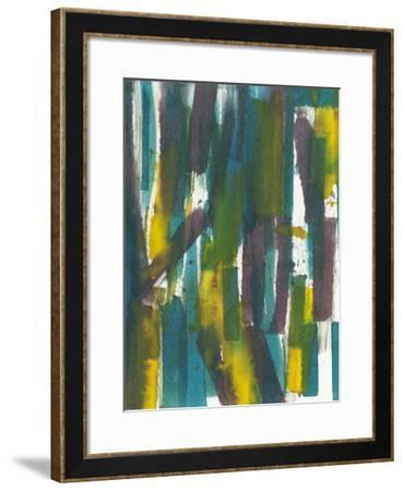 Dashes I-Jodi Fuchs-Framed Art Print