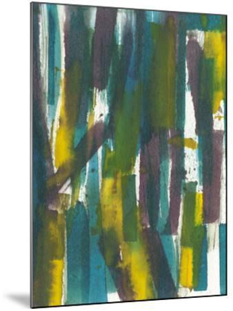 Dashes I-Jodi Fuchs-Mounted Art Print