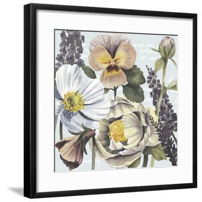 Garden Submergence II-Grace Popp-Framed Art Print