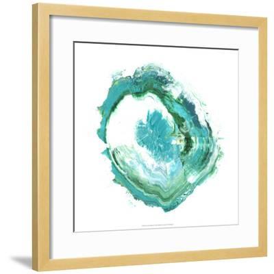 Geode Abstract II-Ethan Harper-Framed Giclee Print