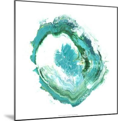 Geode Abstract II-Ethan Harper-Mounted Giclee Print