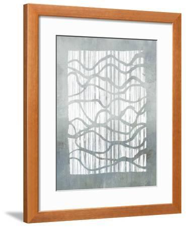 Inverse Grey-Jennifer Goldberger-Framed Art Print