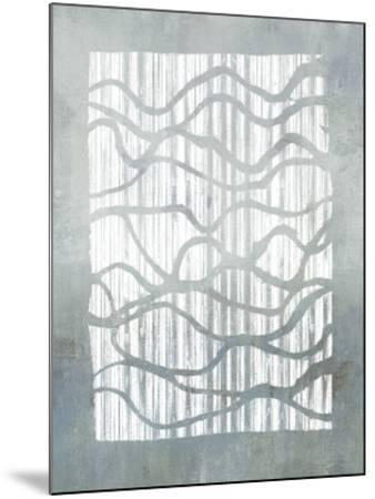 Inverse Grey-Jennifer Goldberger-Mounted Art Print