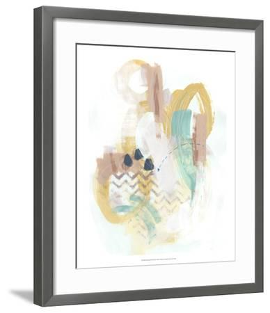 Division & Direction I-June Vess-Framed Art Print
