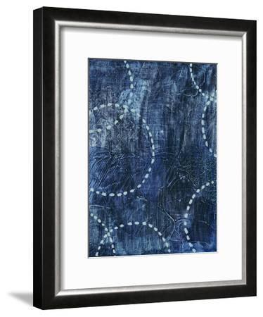 Drifting I-Grace Popp-Framed Art Print