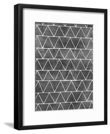 Modern Monochrome II-Grace Popp-Framed Art Print