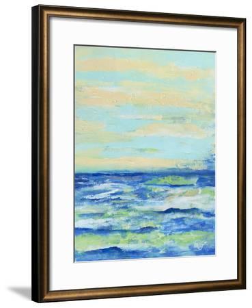 Emily's Waters II-Olivia Brewington-Framed Art Print