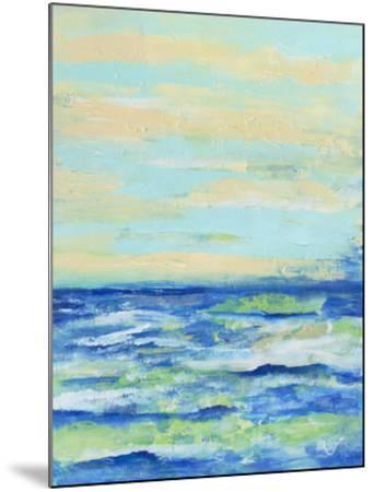 Emily's Waters II-Olivia Brewington-Mounted Art Print