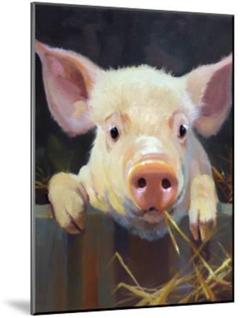 Farm Club I-Carolyne Hawley-Mounted Art Print