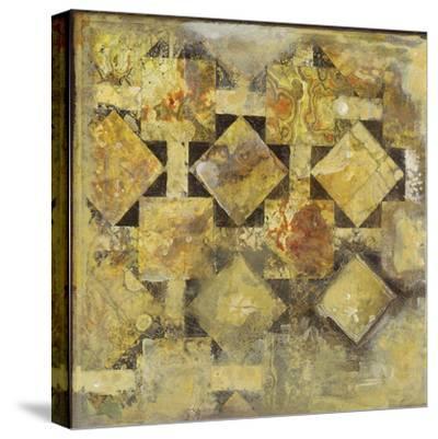 Geo Mosaic - Detail I-Douglas-Stretched Canvas Print