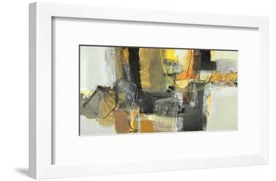 La mietitura-Maurizio Piovan-Framed Art Print