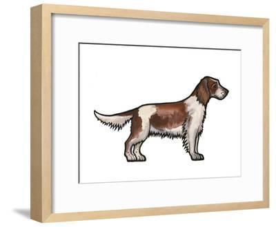 Springer-Sally Pattrick-Framed Art Print