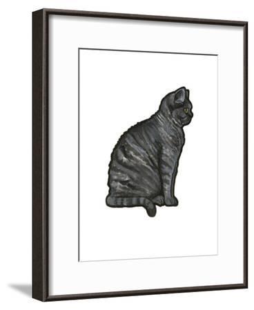 English Short air 2-Sally Pattrick-Framed Art Print