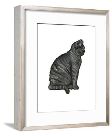 English Short air 2-Sally Pattrick-Framed Art Print