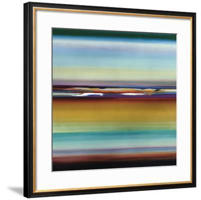 Horizons 3-Barry Osbourn-Framed Art Print