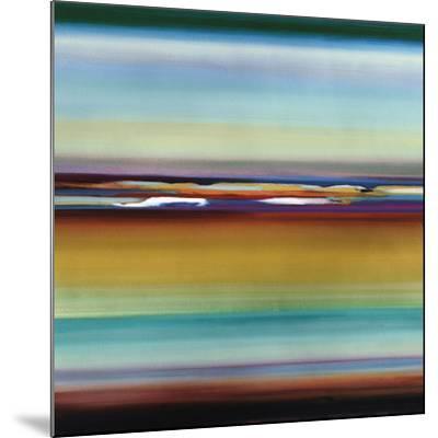 Horizons 3-Barry Osbourn-Mounted Art Print
