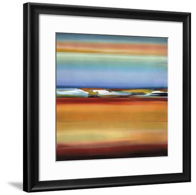 Horizons 2-Osbourn-Framed Giclee Print