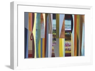 Juxtaposition 1-Osbourn-Framed Giclee Print