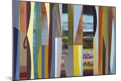 Juxtaposition 1-Osbourn-Mounted Giclee Print