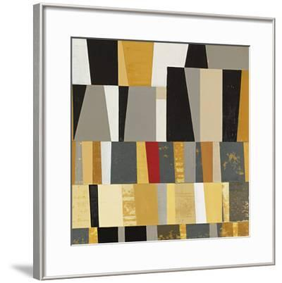 Koko Right- Long-Framed Giclee Print