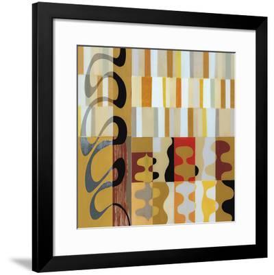 Creek 1- Long-Framed Giclee Print