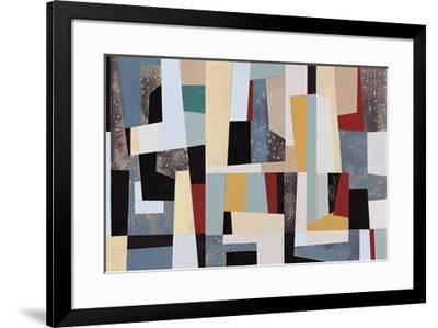 Moderne Right- Long-Framed Giclee Print