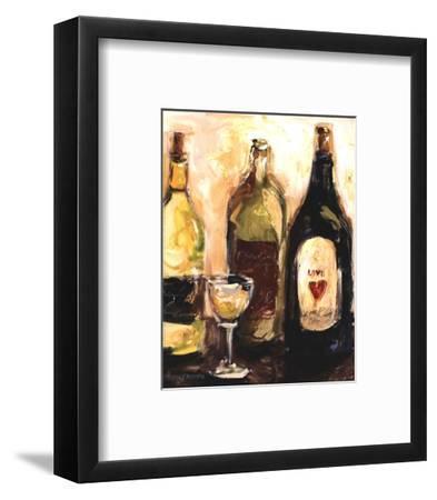Glass Of White-Nicole Etienne-Framed Art Print