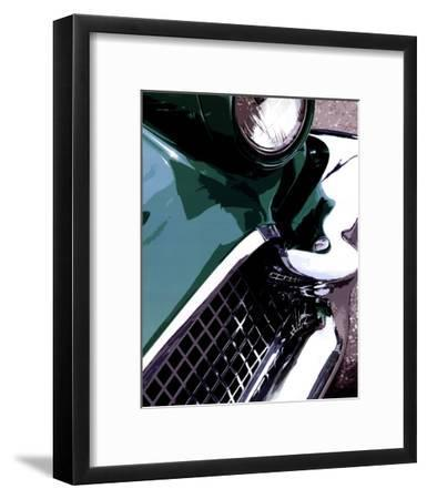 Tail Fins And Two Tones III-Unknown-Framed Art Print