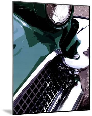 Tail Fins And Two Tones III-Unknown-Mounted Art Print