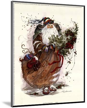 Jingle Bells-Peggy Abrams-Mounted Art Print