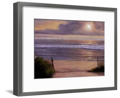 Summer Moments-Diane Romanello-Framed Art Print