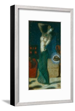 Salome Dancing, 1906-Franz von Stuck-Framed Giclee Print