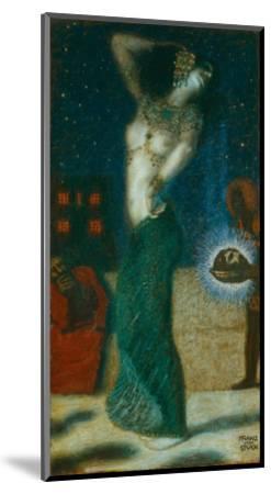 Salome Dancing, 1906-Franz von Stuck-Mounted Giclee Print