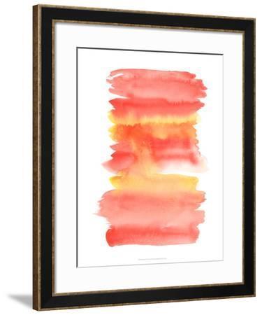 Tangerine I-Naomi McCavitt-Framed Art Print