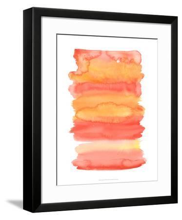 Tangerine II-Naomi McCavitt-Framed Art Print