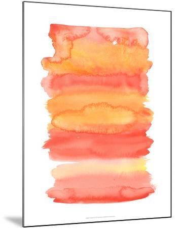 Tangerine II-Naomi McCavitt-Mounted Art Print