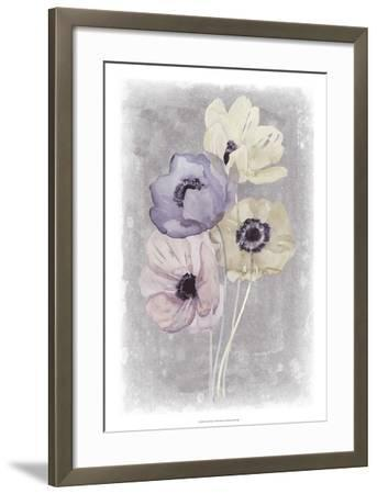 Floral Waltz I-Grace Popp-Framed Art Print