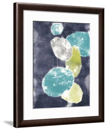 Rock Print II-Jennifer Goldberger-Framed Art Print